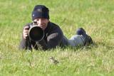 Me shooting Dotterel