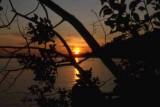 British Columbia sunset