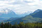 The Drama of the Canadian Rockies