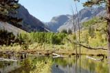East of the Sierra range