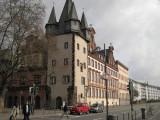 A peek at Frankfurt