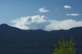 Binta Lake Fire