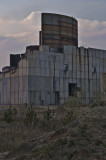 Nuclear Power Plant, abandoned...