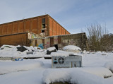 Eilermark spinning mill, abandoned...