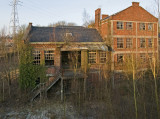 Schotte Tannery, abandoned...