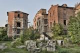 Chocolate factory, abandoned...