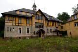 Castle Bach, abandoned...