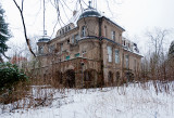 Villa in the Park, abandoned...