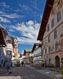 Bayern - Bavaria, Mittenwald, Garmisch