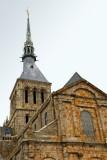 Façade classique et clocher