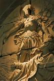 L'archange Saint Michel et Aubert