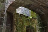Vers la crypte Saint-Martin