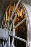 l'énorme roue....