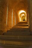 escalier nord-sud