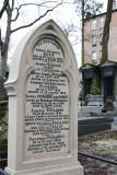 Paris : Cimetière du Père Lachaise - Père Lachaise cemetery