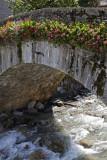 Le vieux pont sur la Dranse