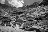 Glacier du Trient (Suisse)