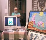Festival Of Lights, Worcester MA ~ art exhibit/sale