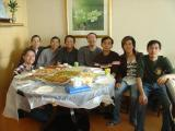Last 2005 Caleb Gathering and Farewell Minister Kwong