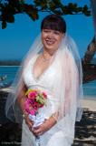 2011-01-11 - Chris & Sharae's Beach & Waterfall Bridal Shoot