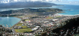 Wellington Panorama on the Airport