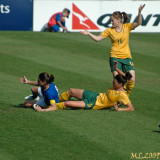 Women Australia - Italy Football  0649 - This is nobody