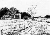 Barn in Iowa 11-08