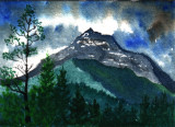 Montana Mountains  12-10