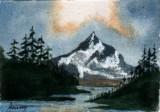 sunset mountain 3-08