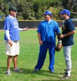 UCSB Baseball alumni game