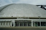 Mellon Arena (aka 'The Igloo'), home of the Pittsburgh Penguins