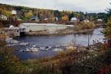 Ammonoosic River at Bath, New Hampshire