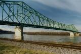 Ohio River at Ravenswood, West Virginia
