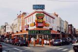 Geno's Steaks - South Philadelphia