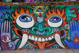 Graffiti art of the Haight
