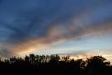 Sunset, Red Bluff