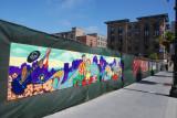 Downtown Oakland urban art