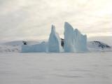 Eclypse Sound, Icebergs