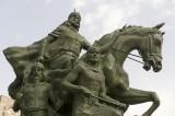 Statue for Saladin
