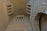 Aleppo citadel inside inner gateway