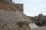 Aleppo Citadel september 2010 9921.jpg
