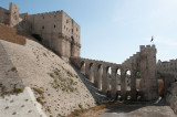 Aleppo Citadel september 2010 9926.jpg