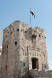 Aleppo Citadel september 2010 9928.jpg