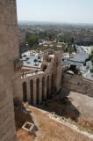Aleppo Citadel september 2010 9963.jpg