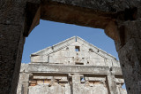 Deir Semaan - Syria - Monasteries for pilgims to St. Simeon