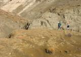 hiking in chalk basin