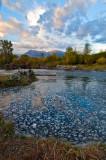 Lost river eddy