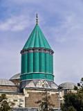 Entorno del Museo Mevlana (Konya)