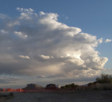 Intensifying Inner Light as Sunset Approaches