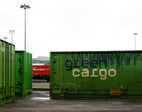 Green (and red) cargo